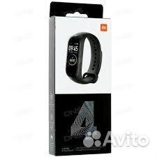 Часы Фитнес-трекер xiaomi Mi Band 4 купить 1