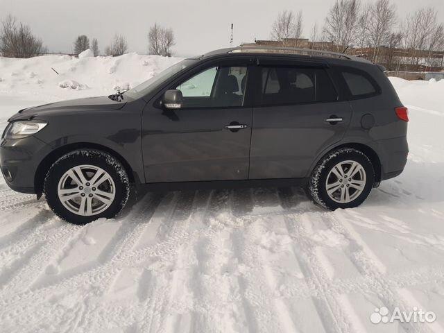 Hyundai Santa Fe, 2011 купить 2