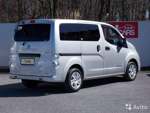 Nissan NV200, 2016 89502827030 купить 4