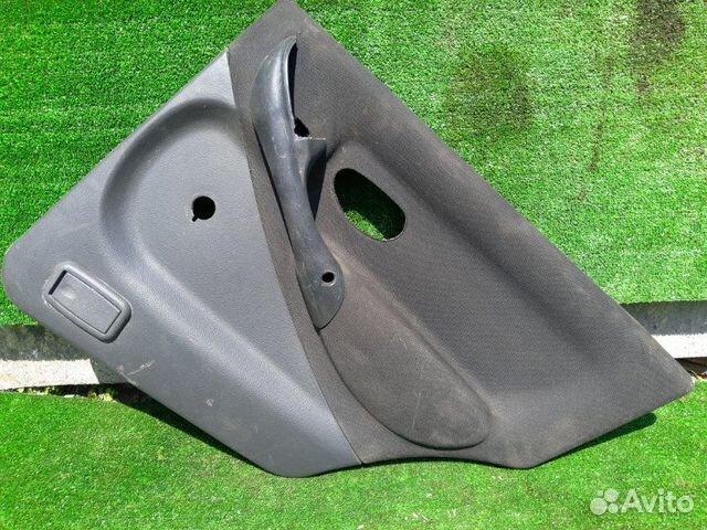 89270165946  Обшивка двери задняя правая Fiat Albea 1.4I 2008