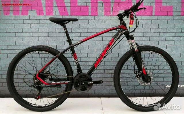 89527559801 Велосипед, алюминиевая рама,27 скоростей