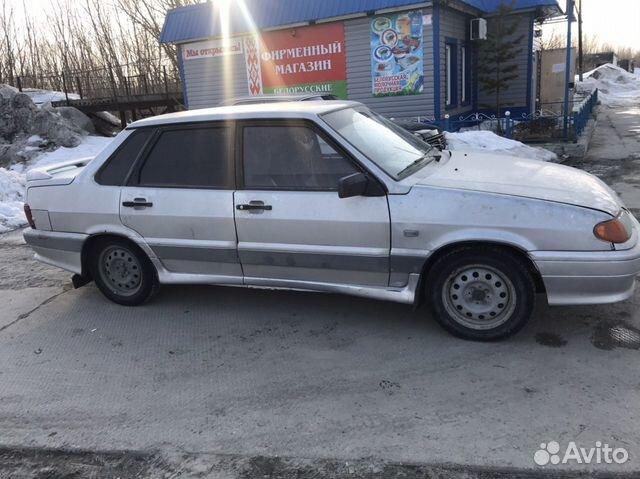 ВАЗ 2115 Samara, 2004 купить 3