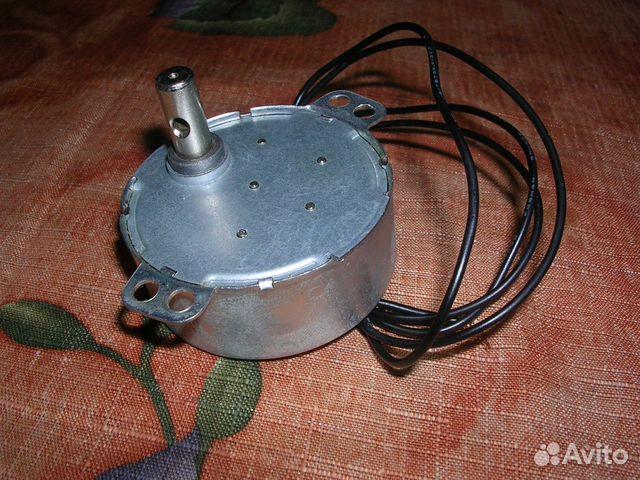 Двигатель вращения тарелки 89125580113 купить 1