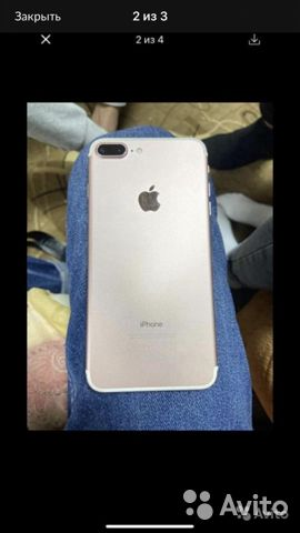 iPhone 7 plus 32gb  89528601154 купить 1