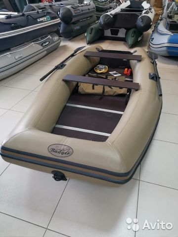 Пвх Лодка Badger EXL 360 PW