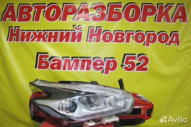 89524408730  Nissan Murano Z52 2014) Фара правая