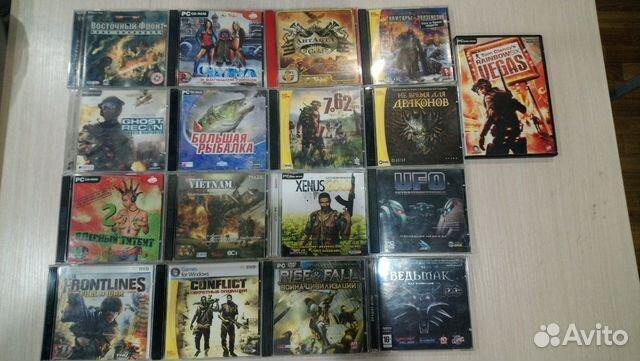 Компьютерные игры лицензионные