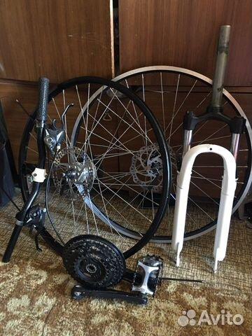 Велосипедные детали 89034661116 купить 1