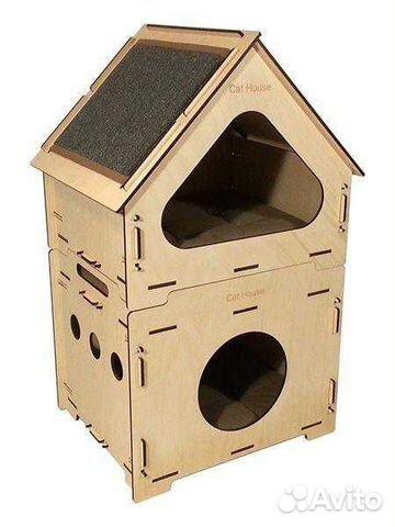 Дом для кошек 89612340824 купить 1