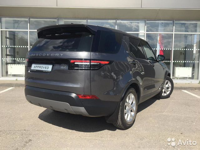 Land Rover Discovery, 2017 88442983197 купить 2