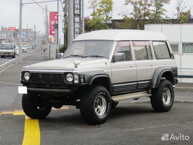 Nissan Safari, 1994 89143200606 купить 1