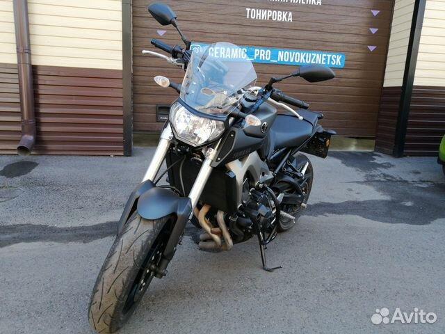 Продам Yamaha MT - 09A 2015 в Новокузнецке 89059130077 купить 3