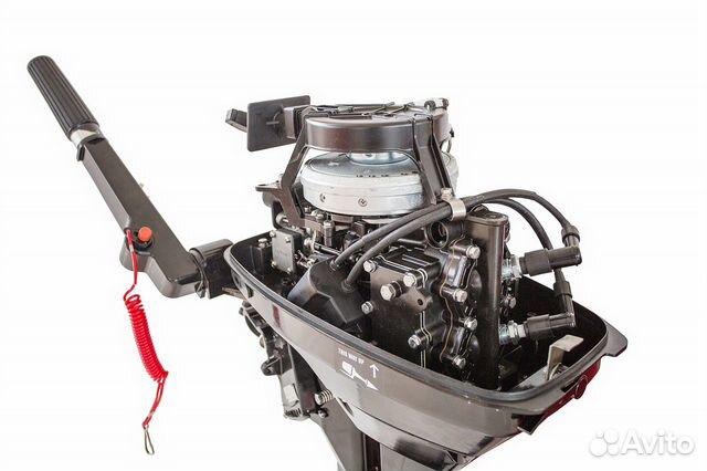 Лодочный мотор Gladiator G9,8FHS 89093877734 купить 2
