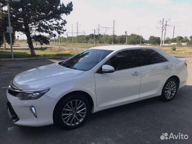 Toyota Camry, 2017  89682768898 купить 1