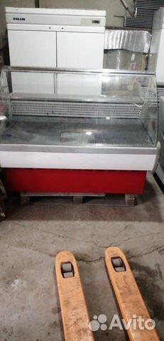 Холодильная витрина мхм Таир 1,5 м