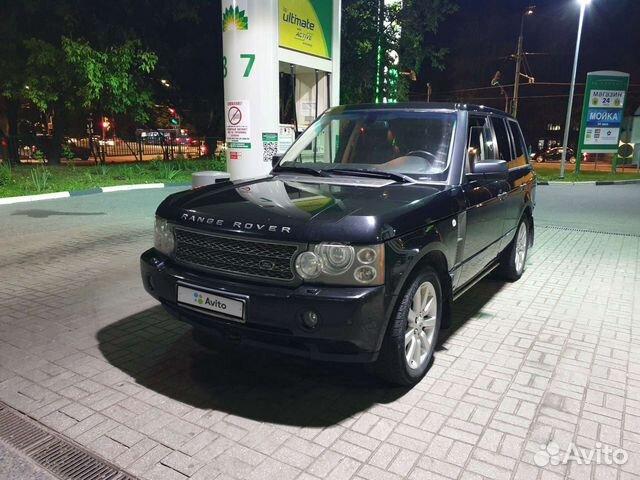 Land Rover Range Rover, 2007  89032883909 купить 1