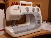 Швейная машинка janome 2041S