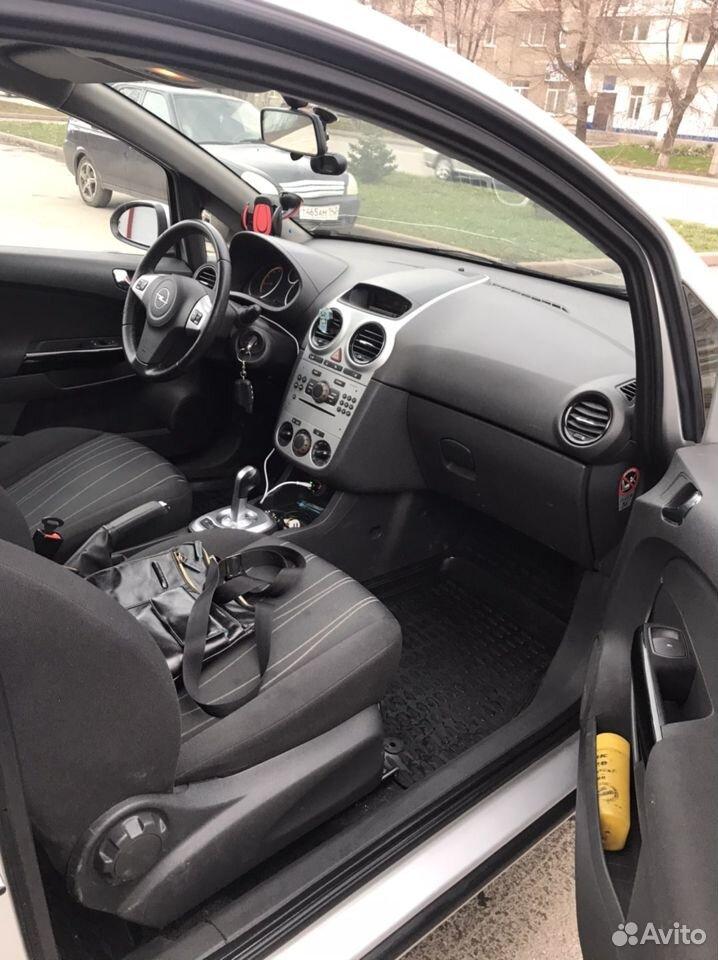Opel Corsa, 2008 89039082712 купить 6