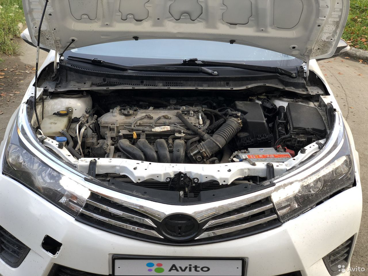 Toyota Corolla, 2013  89584797087 купить 3