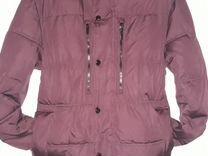 Зимняя куртка Zara — Одежда, обувь, аксессуары в Москве