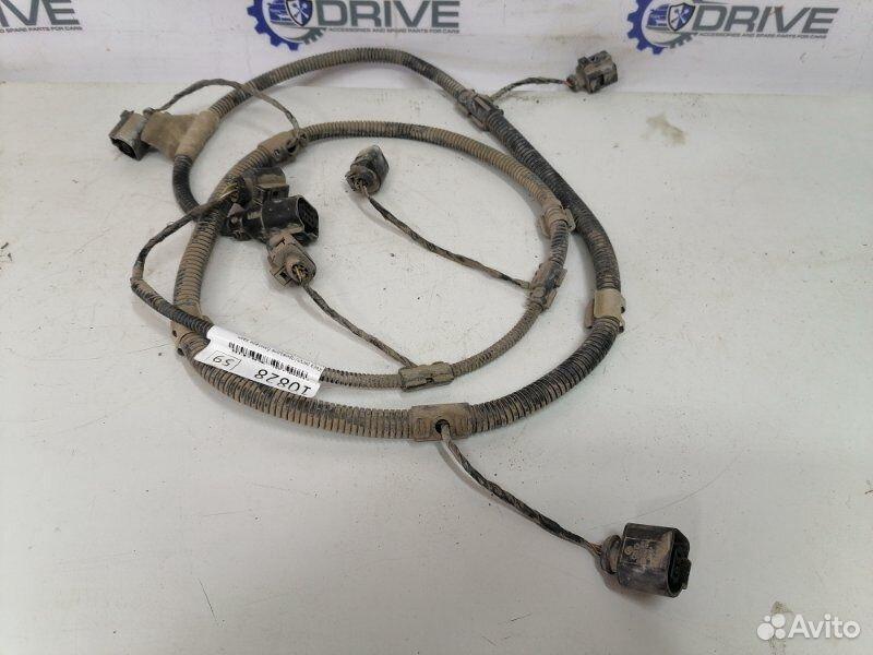 89270165946  Коса (жгут) проводов бампера задняя Volkswagen