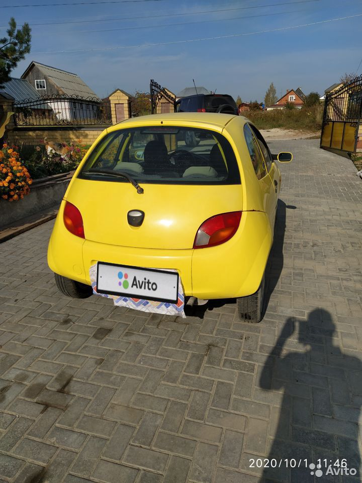 Ford Ka, 2000  89379356431 купить 4