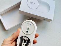 Мышь компьютерная Xiaomi Mi Portable Mouse Silver