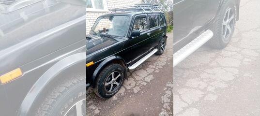 LADA 4x4 (Нива), 2002 купить в Псковской области | Автомобили | Авито