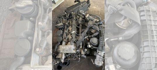 Двигатель Mercedes 646.963