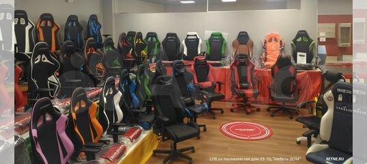 aee49fa06e29 Геймерское игровое кресло Gaming blue как DXRacer купить в Санкт-Петербурге  на Avito — Объявления на сайте Авито