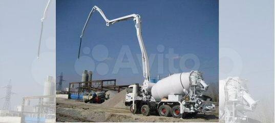 купить бетон в шилово с доставкой