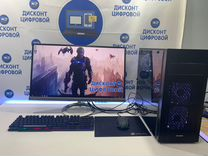 Топ Игровой/FX-8350/16Gb/SSD-240Gb/GTX1060/Zalman