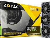 Zotac GeForce GTX 1080 Ti AMP Extreme Core Edition — Товары для компьютера в Тюмени