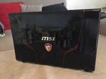 Ноутбук MSI ge70 игровой