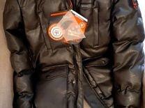 Куртка (пуховик) новая зимняя
