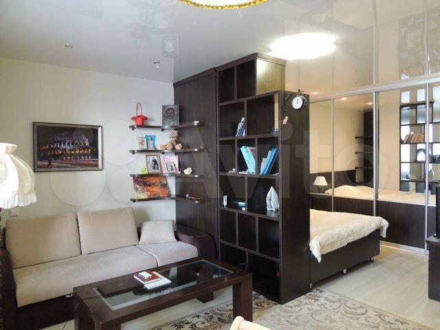 Квартира-студия, 34.6 м², 3/9 эт.