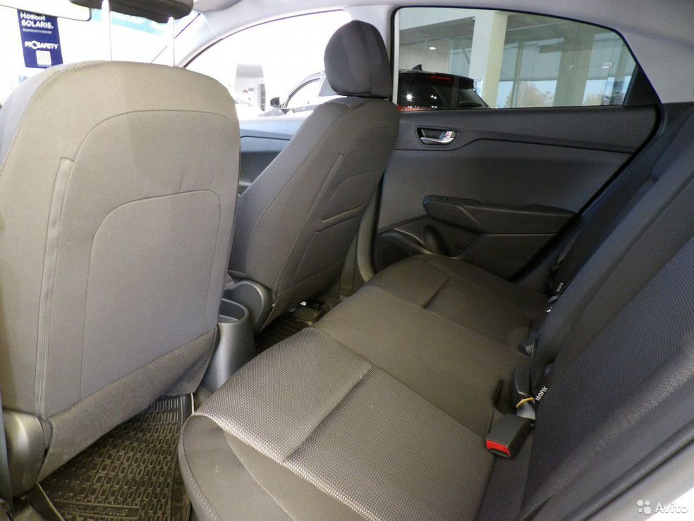 Hyundai Solaris, 2020  84725410435 купить 5