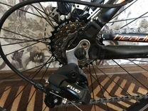 Велосипед на новых комплектующих