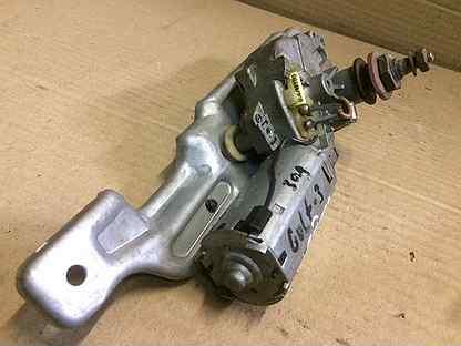 Моторчик стеклоочистителя VW Golf-3 1h6955713a