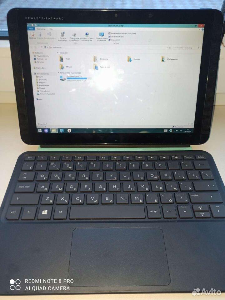 HP планшет компьютер  89280160063 купить 2
