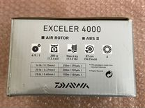 Катушка Daiwa 14 Exceler 4000 + доп шпуля яп рынок