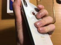 iPhone X 256gb рст