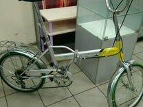 Велосипед stels новый