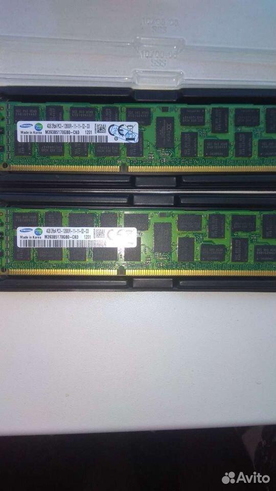 DDR3 rdimm ECC серверная 8гб  89841947665 купить 1