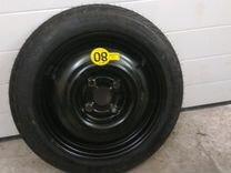 Докатка запасное колесо