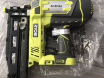 Аккумуляторный нэйлер ryobi P325