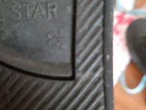 Кеды Конверс размер 8.5, по подошве 28см