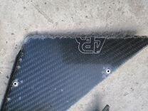 Карбоновые элероны APR EVO X
