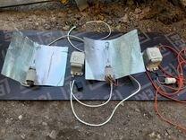 Лампы днат 400 W