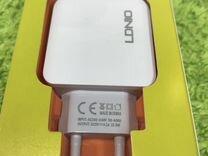 Ldnio Мощное зарядное устройство 3 USB 3,1а